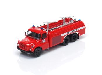 TATRA T148 - Hasičská nadstavba - Feuerwehr (1972 - 1982)