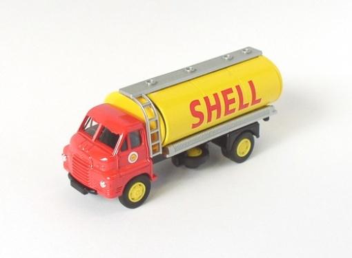 BEDFORD S Tanker Shell