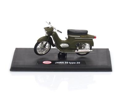 Abrex CZ | M 1:18 | JAWA 50 Typ 20 - Pionier (1967)