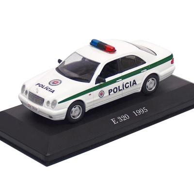 MERCEDES BENZ E320 - Polícia SR (1995)