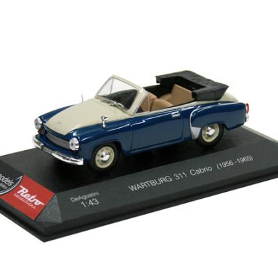 WARTBURG 311 Cabrio (1959)