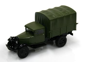 GAZ - AA s plachtou (1932)