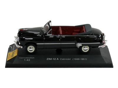 Carmodels SK / DeA | M 1:43 | ZIM 12 A Cabriolet (1949-1951)