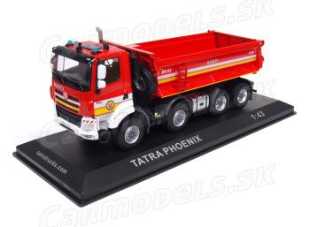TATRA 158 Phoenix - Fire Truck 8x8 Euro 6 HAZZ - Hasiči Nitra SR (2019)