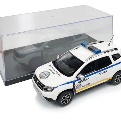 DACIA Duster - Mestská polícia Košice (SR, 2020) + Box