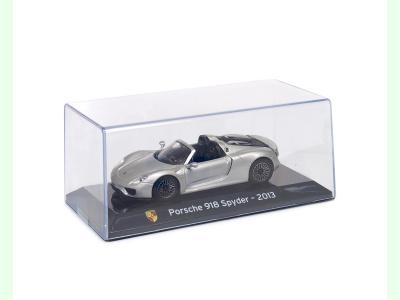 Altaya |  | PORSCHE 918 Spyder (2013) + 5 ks Magnetiek Porsche