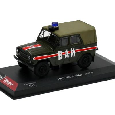 """UAZ 469B - """"BАИ"""" (RUS) (1974)"""