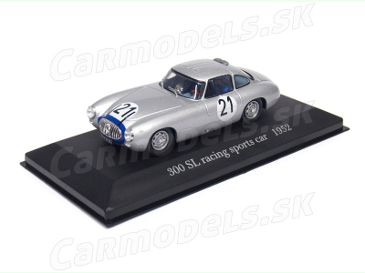 Altaya | M 1:43 | MERCEDES-BENZ 300 SL Racing Sport Car (1952)