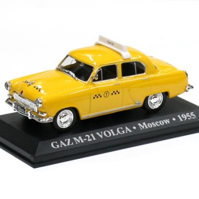 GAZ M-21 Volga - Taxi Moscow ( 1955)