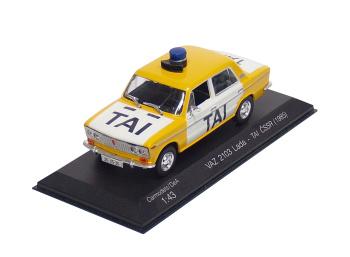 VAZ 2103 Lada - TAI (ČSSR) (1985)