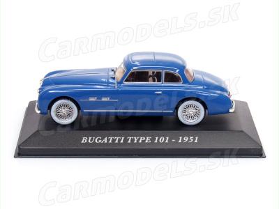 Altaya   M 1:43   BUGATTI Type 101 ( 1951)
