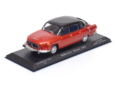 """Carmodels SK / DeA   M 1:43   Tatra T603-2 """"Šilhavka"""" (1962-1968)"""