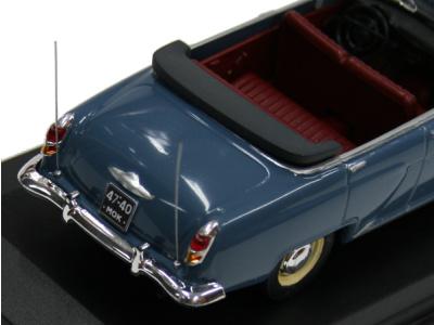Carmodels SK / DeA | M 1:43 | GAZ 21 - Kabriolet (1969)