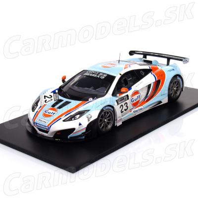 McLAREN MP4-12C GT3 #23 - Danny Watts / Macau GT Cup 2012