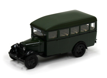 GAZ 03-30 Bus (1933 - 1941,1942 - 1950 )