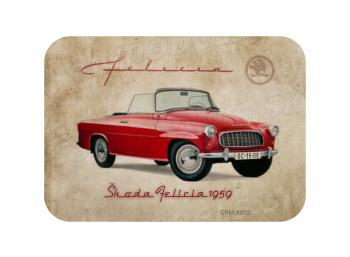 MAGNETKA Škoda Felicia (1959)