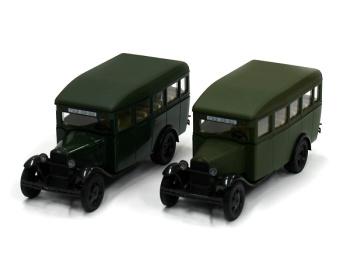 GAZ 03-30 Bus (1933 - 1941,1942 - 1950 ) - 2 pack