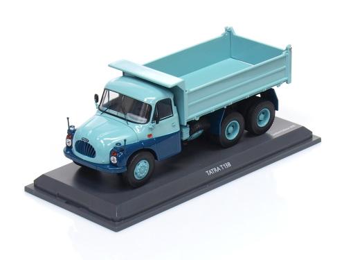 TATRA 138 - Vyklápač (1959 -1971)