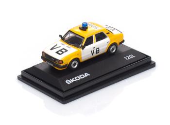 ŠKODA 120L VB ČSSR (1984)