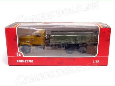 Modimio collections   M 1:43   KrAZ 257 B1 (1965)