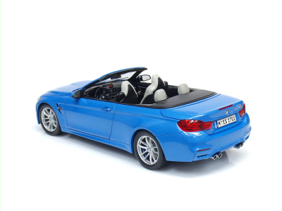 Paragon Models | M 1:18 | BMW M4 (F83) Convertible (2015)
