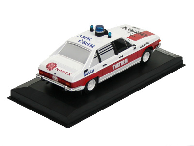 Carmodels SK / DeA | M 1:43 | TATRA T-623 - Narex Team (1988)