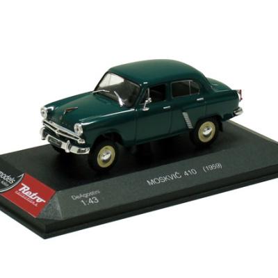 MOSKVIČ 410 (1950)