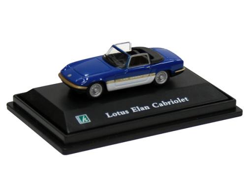 LOTUS Elan Cabriolet (1963)
