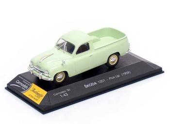 ŠKODA 1201 - Pick Up (1958)
