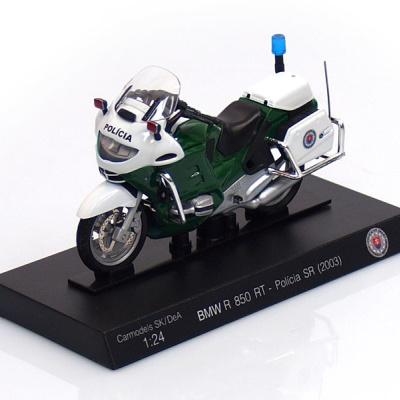 BMW R 850 RT - Polícia SR ( 2003 )