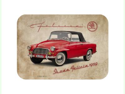 Carmodels SK |  | MAGNETKA Škoda Felicia (1959)