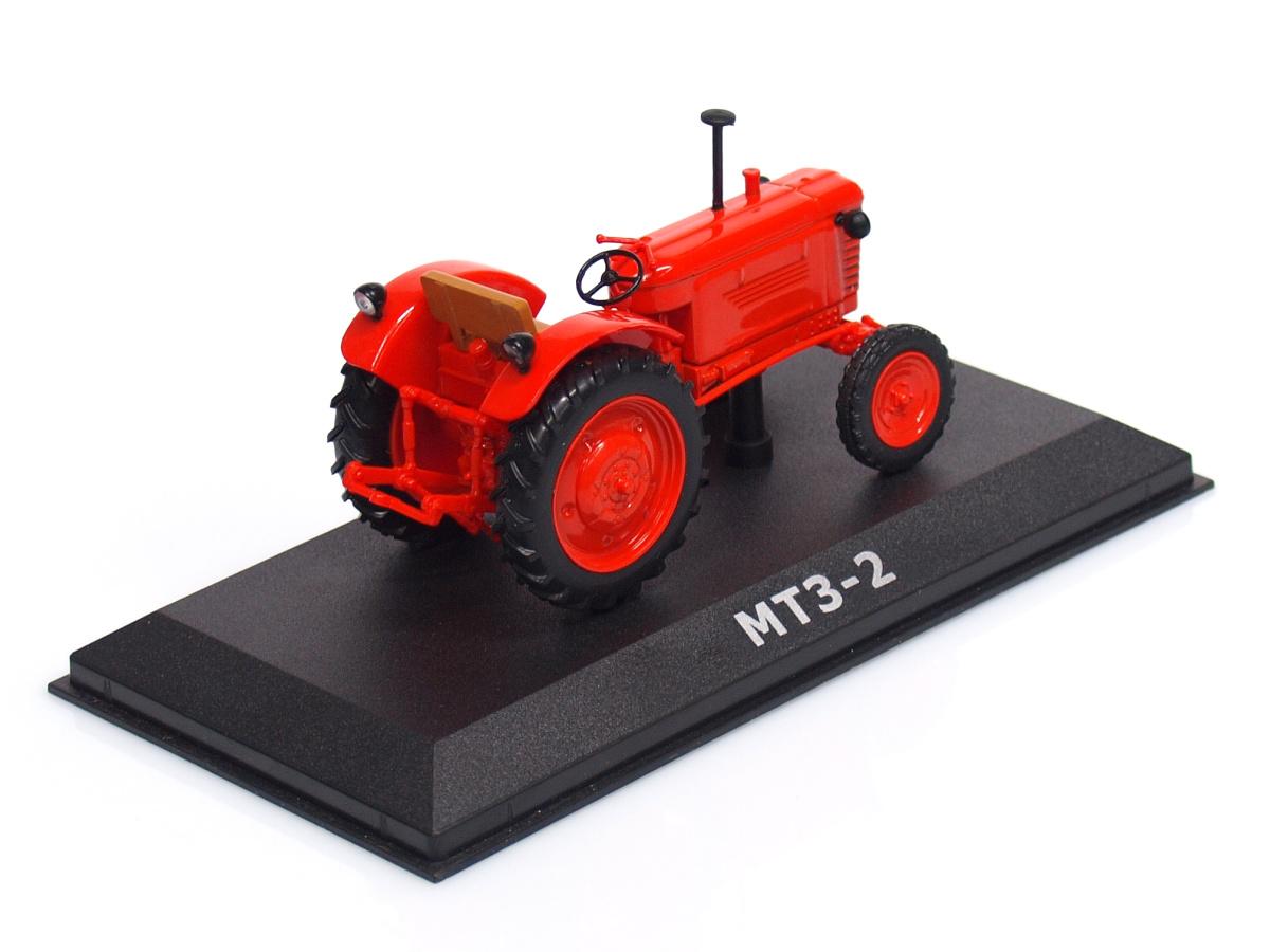 Hachette | M 1:43 | BELARUS MTZ-2 (1953–1958)