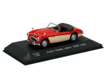 AUSTIN Healey Cabrio 100/6 (1966)