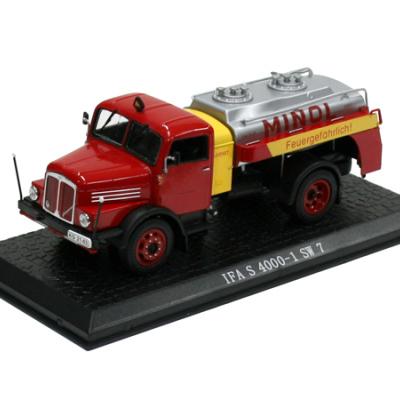 """IFA S 4000-1 SW 7 - """"Tankwagen MINOL"""" (1958-1967)"""