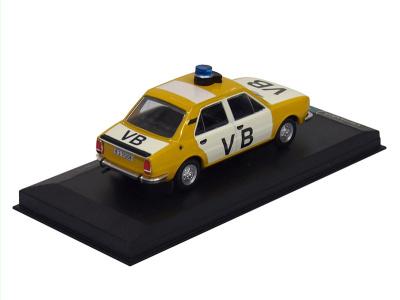 Carmodels SK |  | ŠKODA 120 S - Verejná bezpečnosť ČSSR (1981)