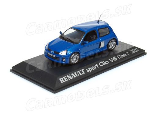 RENAULT Sport Clio V6 Phase 2 (2002)