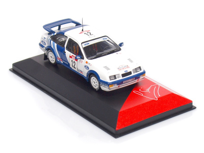 Altaya | M 1:43 | FORD Sierra RS Cosworth - Tour de Córcega (1988)