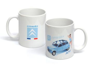 Hrnček Citroën 2CV