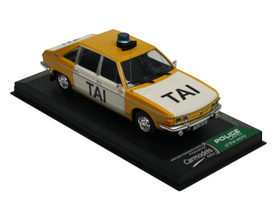 Carmodels SK / DeA | M 1:43 | TATRA T-613-3 - Tanková automobilová inšpekcia (1985)