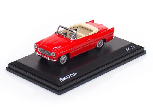 ŠKODA Felicia Roadster (1963)