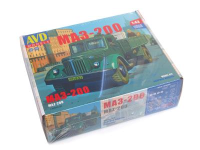 AVD | M 1:43 | MAZ 200 (1950)