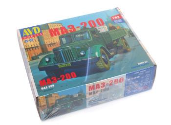 MAZ 200 (1950)