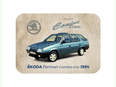 Carmodels SK |  | MAGNETKA Škoda Forman Comfort Line (1994)