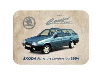 MAGNETKA Škoda Forman Comfort Line (1994)