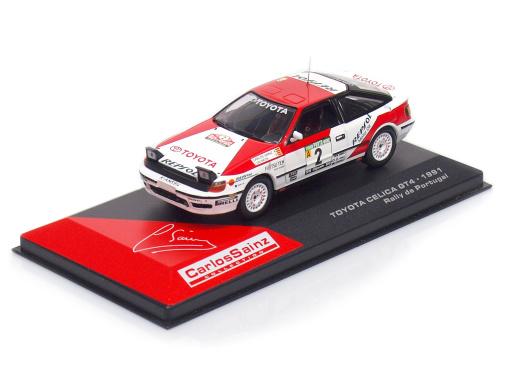 TOYOTA Celica GT4 - Rally de Portugal (1991)