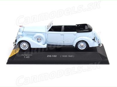 DeAgostini | M 1:43 | ZIS 102 - Kabriolet ( 1938-1940)
