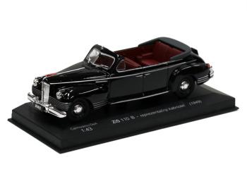 ZiS 110 B - Reprezentačný kabriolet (1949)
