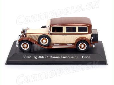 Altaya | M 1:43 | MERCEDES-BENZ Nürburg 460 Pullman (1929)