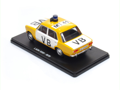 Carmodels SK | M 1:24 | PRELAKOVANIE vlastného modelu VAZ 2101 VB / 1:24