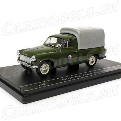 ŠKODA 1202 Pick Up - ČSĽA (1963-1968)